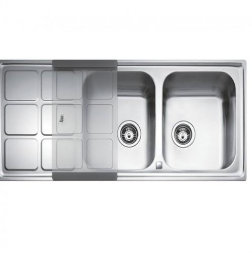 Chậu rửa nhà bếp Teka – Cuadro 2B1D