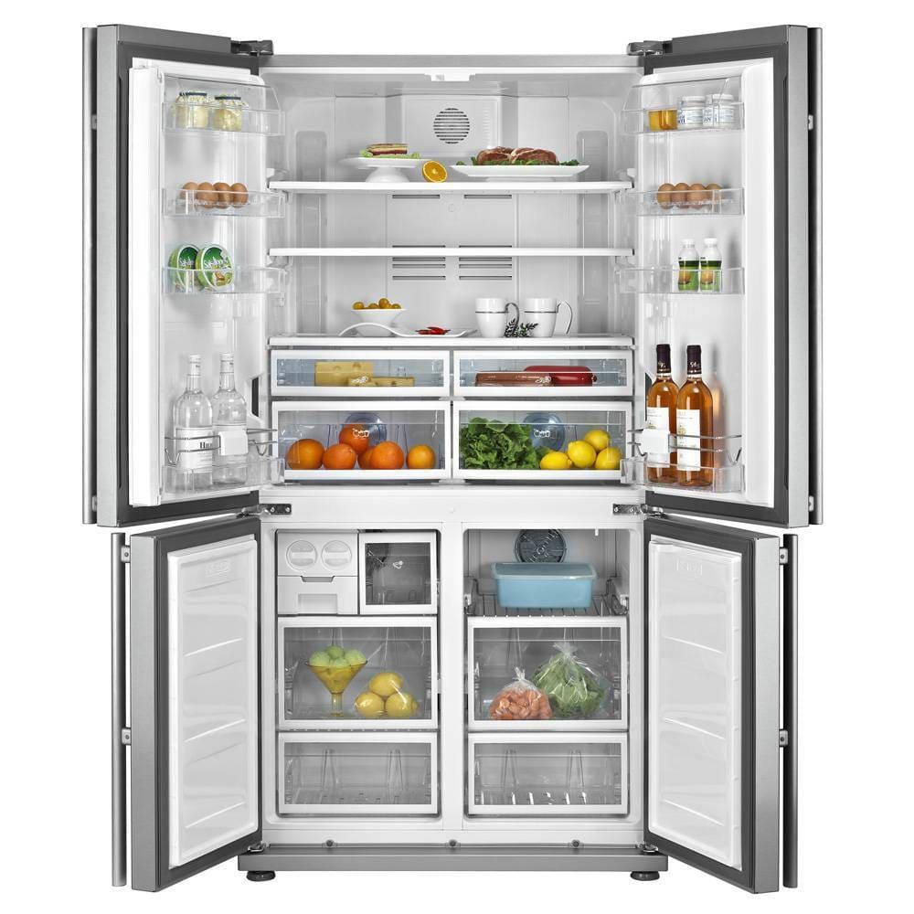Tủ lạnh 4 cánh nhập khẩu Teka NFE 900 X