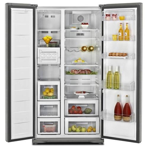 Tủ lạnh side by side chính hãng Teka NF2 620 X chính hãng