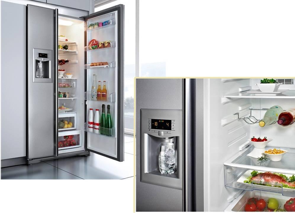 Chi tiết tủ lạnh cao cấp nhập khẩu châu Âu NF2 650X chính hãng