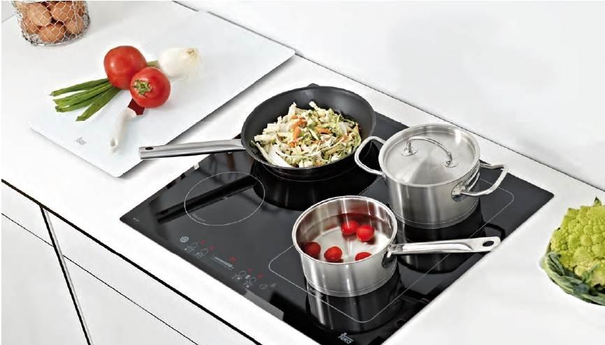 Những tính năng vượt trội của bếp từ teka