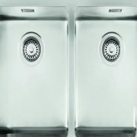 Chậu rửa bát Teka LINEA R15 2B 740 nhập khẩu giá tốt
