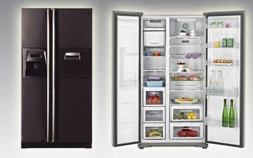 Tủ lạnh Teka NFD 680 black giá tốt