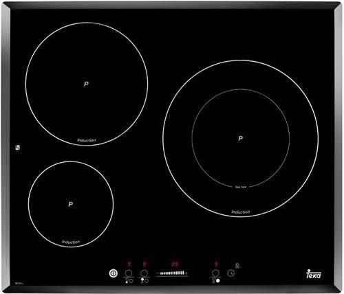 Sản phẩm bếp từ Teka 3 bếp nấu IR 6031