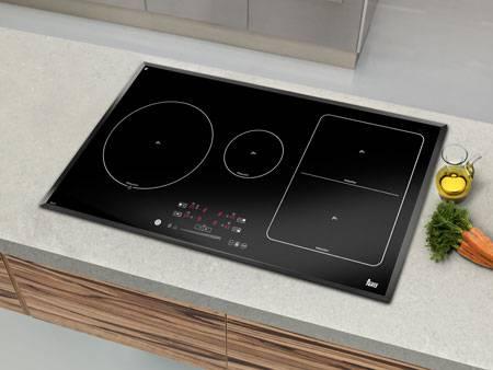 Bếp từ Teka đảm bảo những yêu cầu về tính thẩm mĩ và tiện dụng