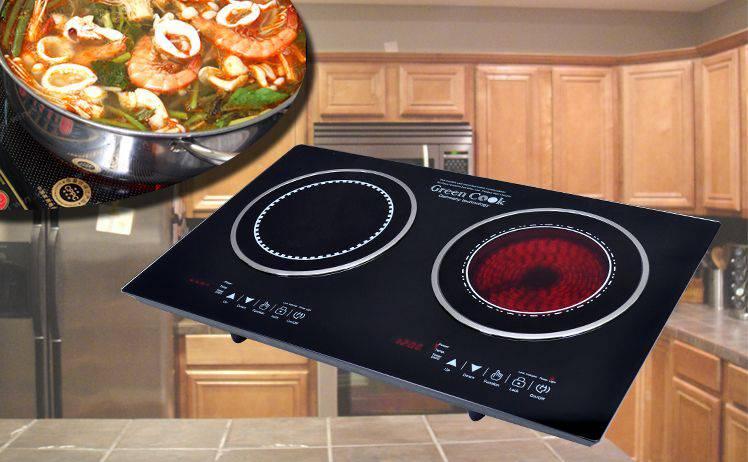 Phân biệt bếp điện từ TeKa thật với bếp giả