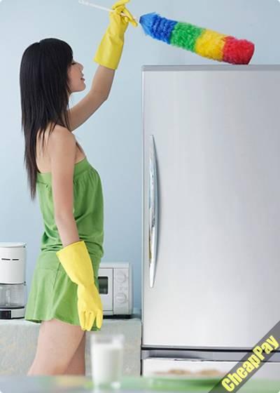 Các bước vệ sinh tủ lạnh Teka đúng cách