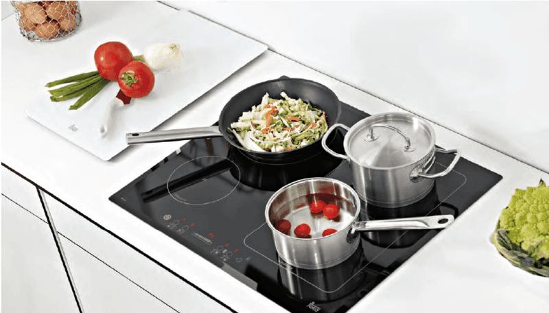Cách chọn mua nồi cho bếp từ Teka