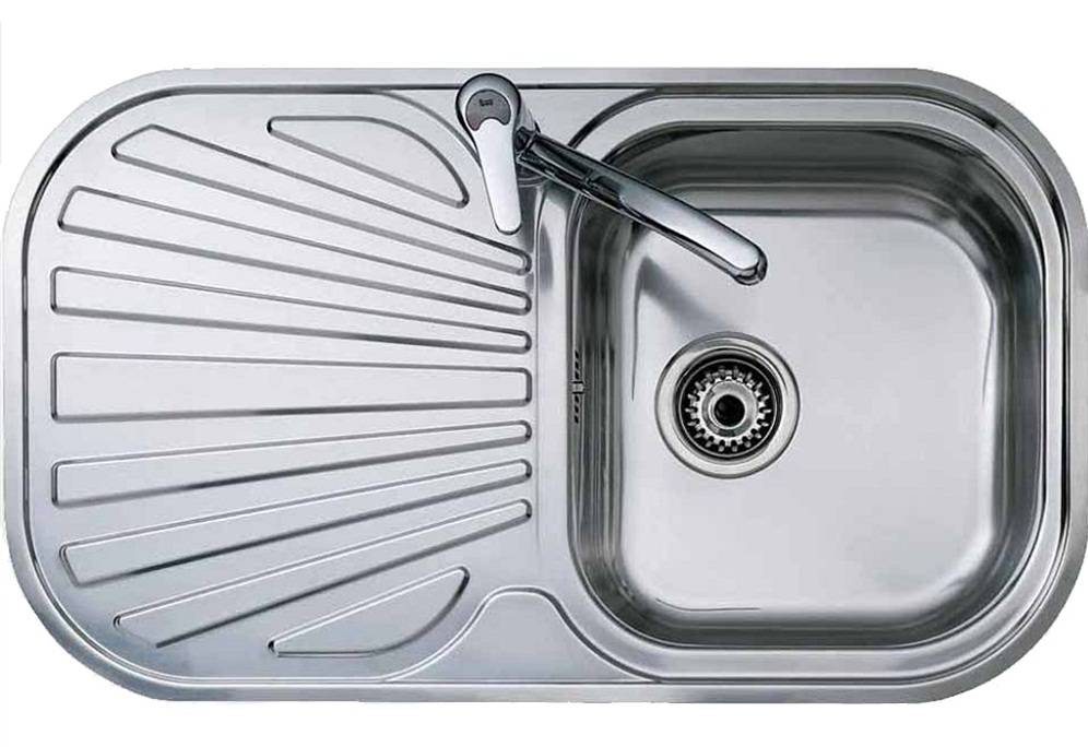 Chậu rửa bát inox cao cấp nhập khẩu - stylo sink 1B1D