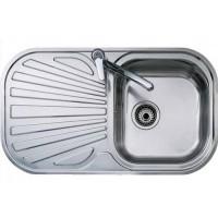 Chậu rửa bát inox cao cấp nhập khẩu - stylo sink 1B1D nhập khẩu chính hãng