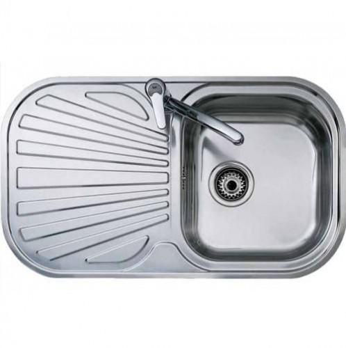 Chậu rửa bát inox cao cấp nhập khẩu – stylo sink 1B1D
