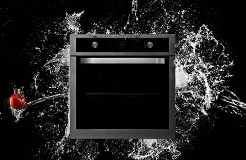 Công nghệ làm sạch độc quyền Hydroclean trên lò nướng Teka