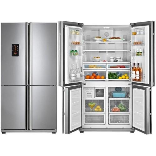 Đánh giá chung về tủ lạnh Teka Side by side NFE 900X