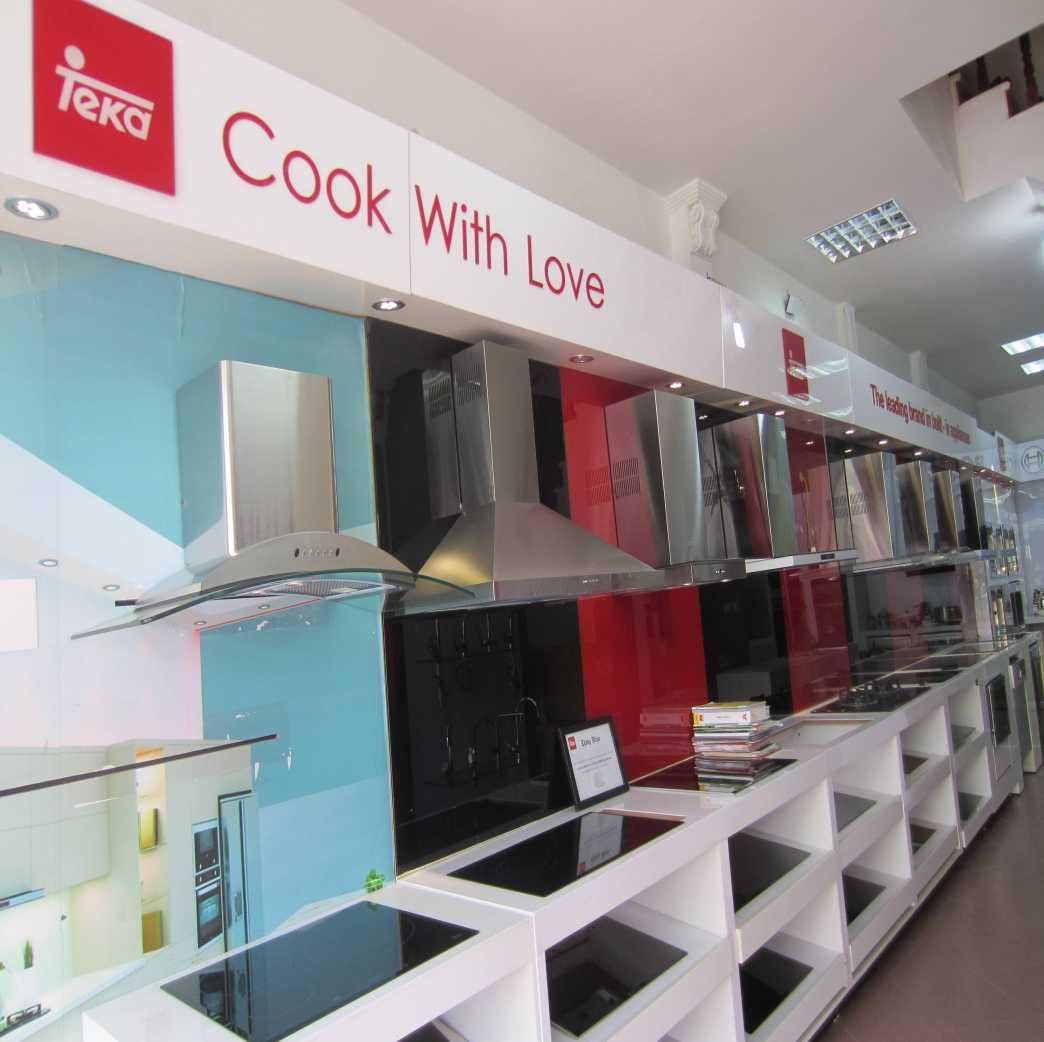 Địa chỉ mua bếp từ Teka chính hãng