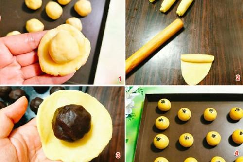 Cách làm bánh ngàn lớp