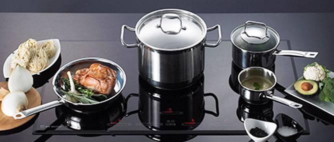 Hướng dẫn sử dụng các chức năng phi tự động của bếp từ Teka
