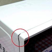 Cách khắc phục khi lò vi sóng bị nhiễm điện