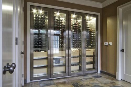 Lựa chọn tủ rượu để bảo quản rượu tốt nhất
