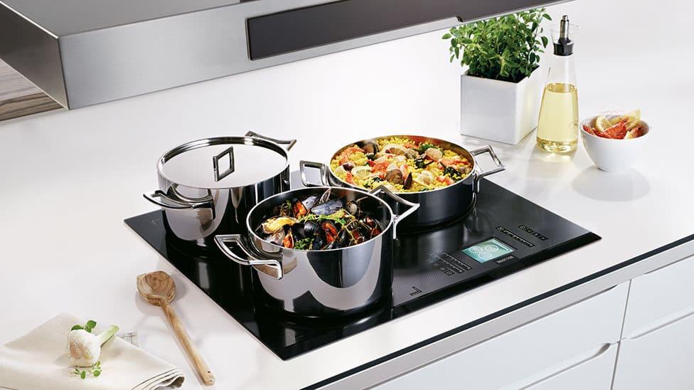 Lưu ý chọn dụng cụ nấu ăn cho bếp điện từ Teka