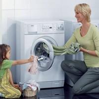Máy giặt là vật dụng quan trọng trong gia đình
