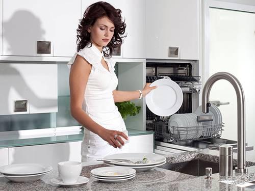 6 lợi ích tuyệt vời khi sử dụng máy rửa bát Teka