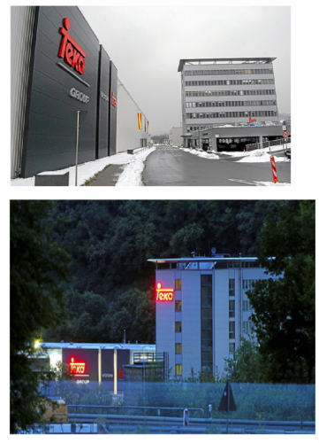 Nhà máy Teka