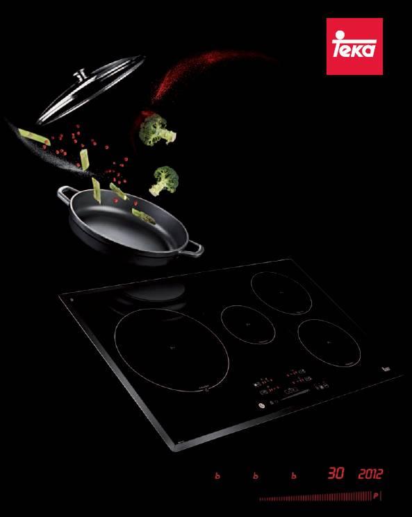 Phương pháp sử dụng phím chức năng của bếp từ Teka
