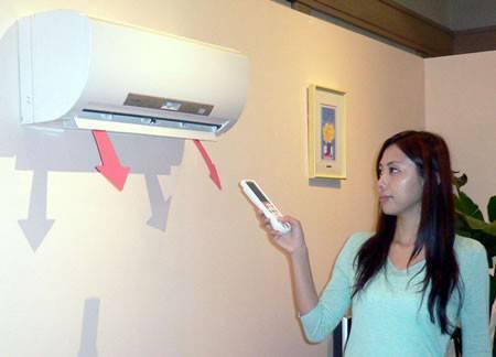 Sai lầm thường gặp khi sử dụng máy lạnh