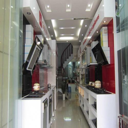 showroom teka chính hãng lớn nhất tại Hà Nội