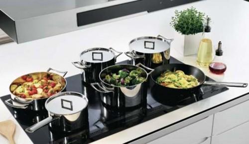 bếp điện kết hợp bếp từ Teka chính hãng