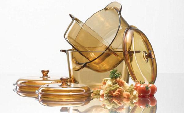 Sử dụng nồi thủy tinh trên bếp từ như thế nào?