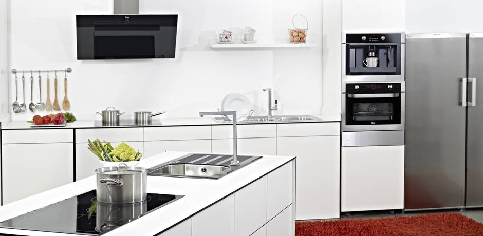 Vì sao nên chọn các thiết bị nhà bếp Teka
