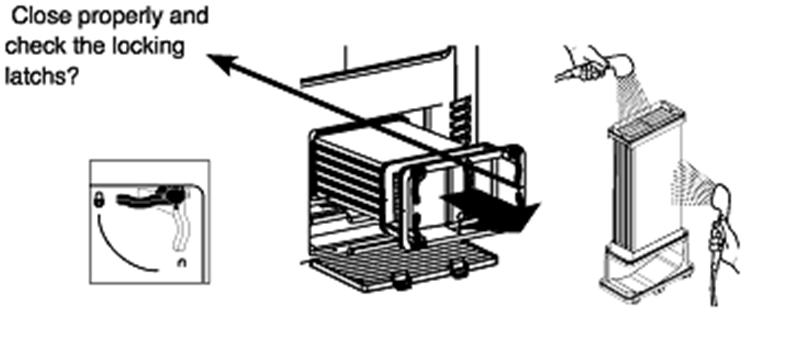 Hướng dẫn vệ sinh máy giặt lồng ngang Teka đúng cách 3
