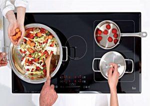 Cùng Showroom Teka Kitchen Luxury tìm hiểu về cách bật bếp từ Teka chính xác
